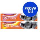 Provpack: Smilla Multi-Vitamin & Malt pastejer i tub