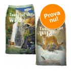 Provpack: Taste of the Wild 2 x 2 kg