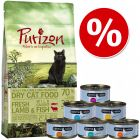 Provset: Purizon 400 g  & Cosma Nature 6 x 70 g