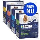 Prøv nu: 6 x 370 g Bozita Chunks in Jelly