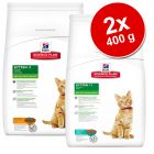 Prøvepakke: 2 x 400 g Hill's Science Plan Kitten Healthy Development