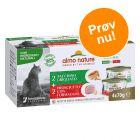 Prøvepakke: Almo Nature HFC Made in Italy 4 x 70 g
