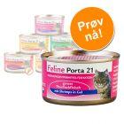 Prøvepakke Feline Porta 21 - 6 x 90 g
