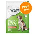 Prøvepakke: 100 g Concept for Life Insect