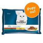 Prøvepakke: Gourmet Perle 4 x 85 g