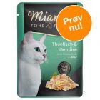 Prøvepakke: Miamor Fine Fileter i portionsposer 24 x 100 g