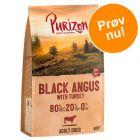 Prøvepakke: Purizon 80:20:0 400 g