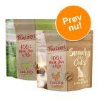 Prøvepakke: Purizon Snacks 2 x 40 g