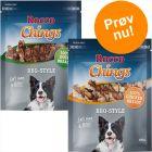 Prøvepakke: Rocco Chings BBQ-Style hundesnacks