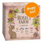 Prøvepakke: Rosie's Farm Adult 4 x 100 g