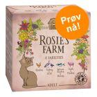 Prøvepakke Rosie's Farm Adult 4 x 100 g