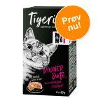 Prøvepakke: Tigeria 6 x 85 g