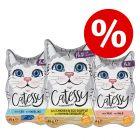 Prøvepakke: 54 x 85 g Catessy i alubakke