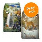 Prøvepakke: 2 x 2 kg Taste of the Wild
