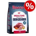 Prøvetilbud Rocco Mealtime tørrfòr 1 kg