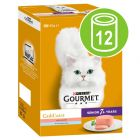 Purina Gourmet Gold Mousse Senior 12 x 85g