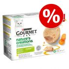 Purina Gourmet Nature's Creation 12 x 85 g ¡a precio especial!