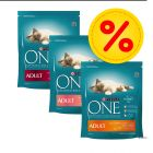 Purina ONE Adult Mixed Pack 3 x 800g