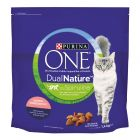 Purina ONE Dual Nature con salmón pienso para gatos