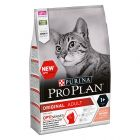 Purina Pro Plan Cat Adult bogat în somon