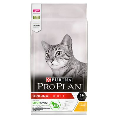 Purina Pro Plan Original Adult Cat Optirenal - Rich in Chicken