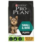 PURINA PRO PLAN Small & Mini Puppy poulet