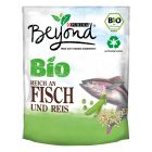 Purina Beyond Bio rica em peixe e arroz ração para cães