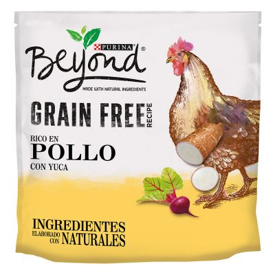 Purina Beyond Grain Free Pollo pienso sin cereales para gatos