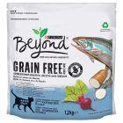 Purina Beyond Grain Free salmão ração sem cereais para gatos