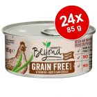 Purina Beyond Grainfree Mousse 24 x 85 g