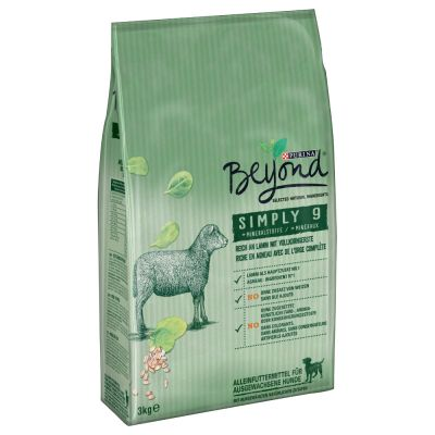 Purina Beyond Simply 9 med lam
