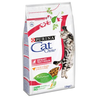 PURINA Cat Chow Adult Special Care Urinary Tract Health pour chat