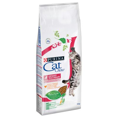 Purina Cat Chow Urinary Tract Health ricco in Pollo