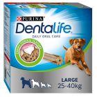 PURINA Dentalife Bâtonnets à mâcher pour chien de grande taille (25-40 kg)
