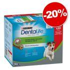 PURINA Dentalife Bâtonnets à mâcher pour chien : 20 % de remise !