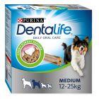 PURINA Dentalife Bâtonnets à mâcher pour chien de taille moyenne