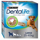 Purina Dentalife Dagelijkse Tandverzorgingssnacks Voor Grote Honden (25-40 kg)