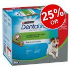 Purina Dentalife Daily Dental Care Dog Snacks - 25% Off!*