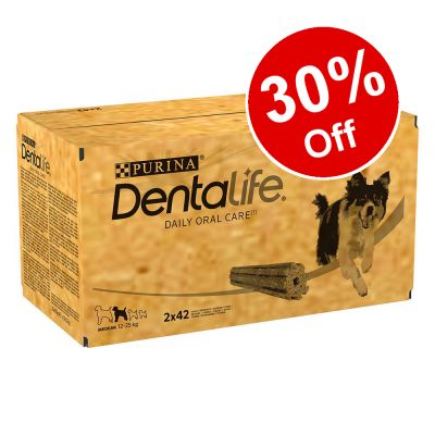Purina Dentalife Daily Dental Care Dog Snacks - 30% Off!*