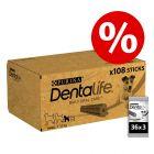 Purina Dentalife Daily Dental Care Dog Snacks - Special Price!*