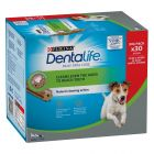 Purina Dentalife pamlsky pro každodenní péči o zuby pro malé psy (7-12 kg)