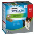 Purina Dentalife pamlsky pro každodenní péči o zuby pro středně velké psy (12-25 kg)
