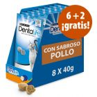 Purina Dentalife snacks dentales en oferta: 6 + 2 ¡gratis!