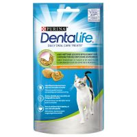 Purina Dentalife snacks dentales para gatos