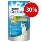 Purina Dentalife snacks dentales para gatos ¡con gran descuento!