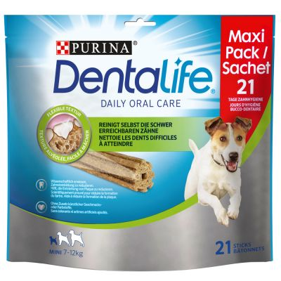 Purina Dentalife Snacks Mega Pack