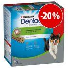Purina Dentalife snacks para a higiene oral dos cães a preço especial!