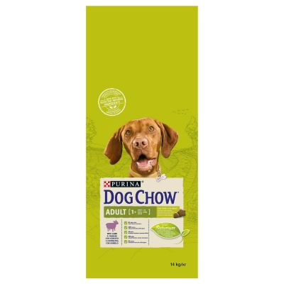 Purina Dog Chow Adult Lamb,  jagnięcina
