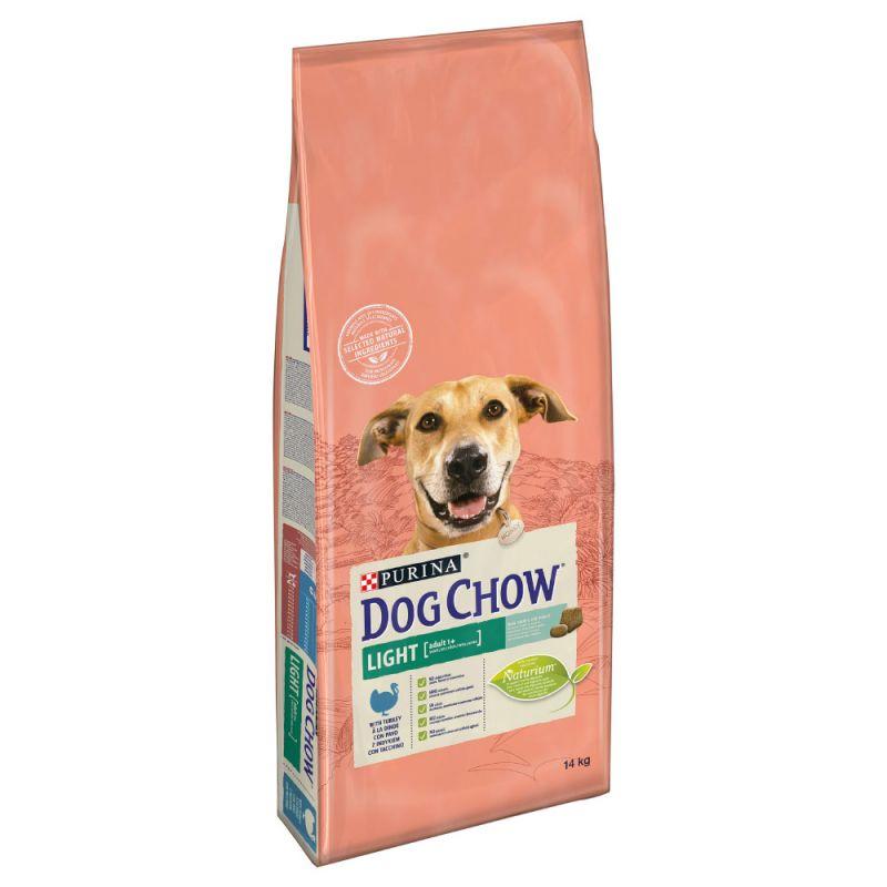 Purina Dog Chow Adult Light con pavo
