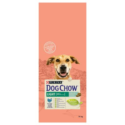 Purina Dog Chow Adult Light con pavo